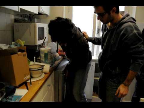 installation lave vaisselle et lave linge youtube. Black Bedroom Furniture Sets. Home Design Ideas