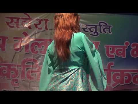 Sola Baras Ki Bali Umar Ko Salam Bhatgama Navratri Mela Stage Show 2017  Latest Program