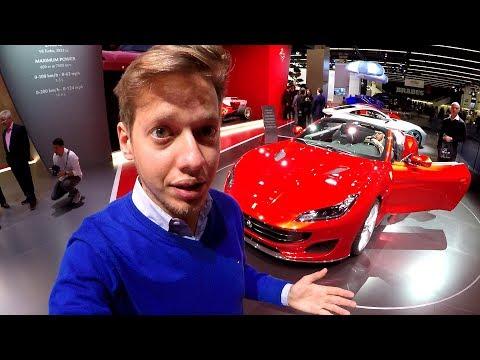 This is the new Ferrari Portofino! – In Depth Tour (Sub ENG)