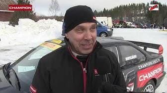 Lasse Hirvijärvi F-Rallisarjan kausikooste 2019
