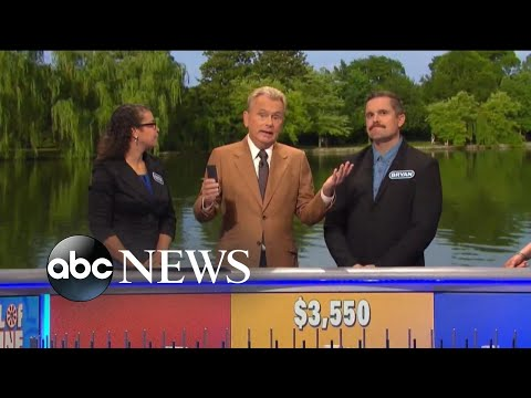 Chris Proctor - Wheel of Fortune Contestant Wins After Losing