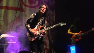 Steve Vai en Chile 2013 @ Weeping China Doll