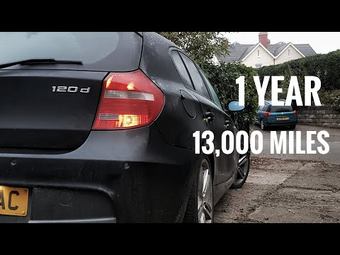 BMW E87 1 Series HONEST OWNERS REVIEW (1 Year) - 2007 BMW 120d