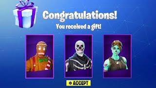 Best Fortnite Skin collection!! Giving Away one rare skin (Subs Only) Grind To 100 Subs