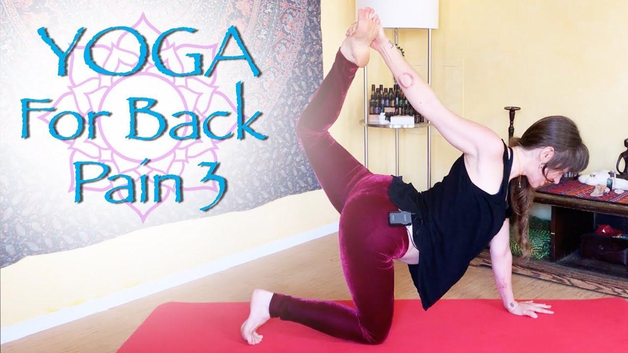 Yoga Exercises For Lower Back Pain Jen Hilman