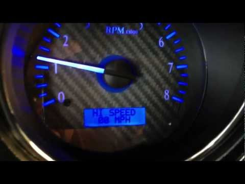 Dakota Digital VHX Gauges Installed In 1970 Chevelle SS