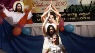Konkani Namo Namo Prayer Dance