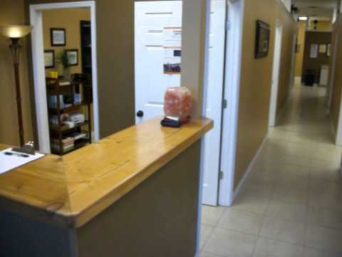 Chiropractor Winter Haven Florida Reception Tour