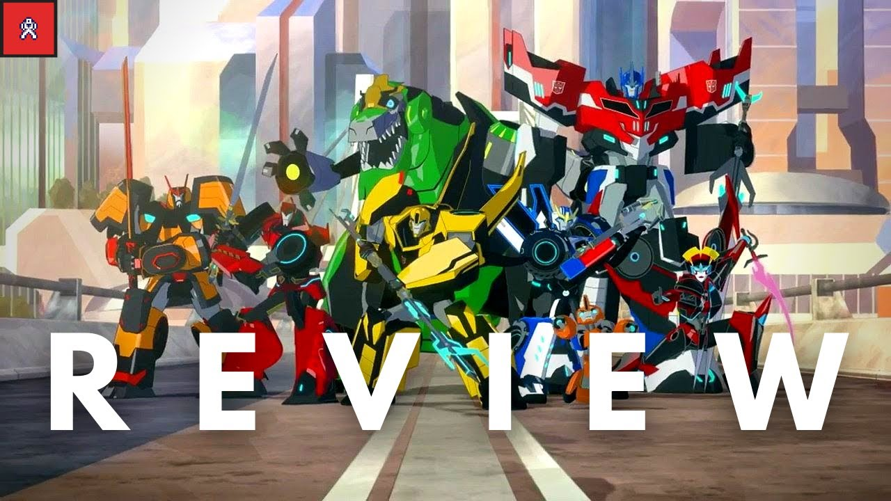 Transformers Robots In Disguise (2015) Review by ZetaVS