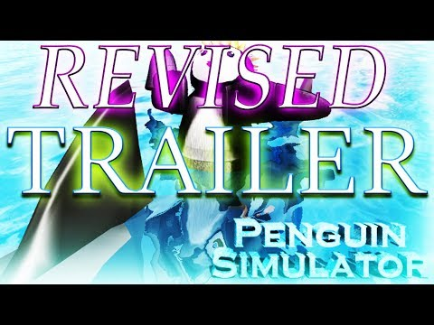 PENGUIN SIMULATOR ROBLOX TRAILER - (Lets Play Funny Animals Survival Gameplay Showcase)