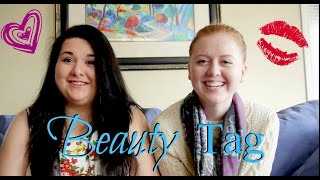 Beauty TAG!!! 2014 Thumbnail