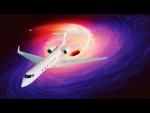 रियल प्लेन लैंड्स विथ डेड पायलट और 92 कंकाल || Real Plane Lands With Dead Pilot and 92 Skeletons