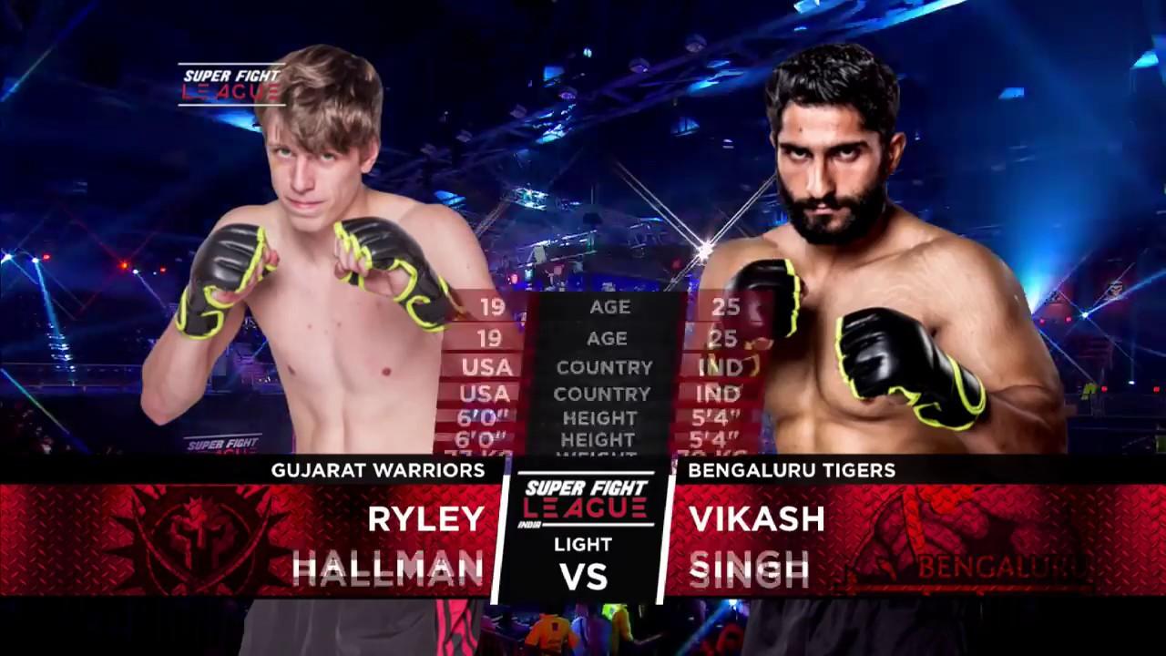 Download Unbelievable comeback! Ryley Hallman v/s Vikas Singh Gujarat Warriors v/s Bengaluru Tigers