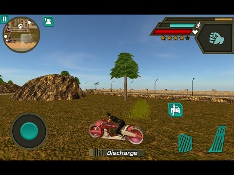 Moto Robot iOS / Android Gameplay