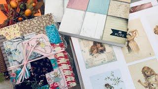 Prints, Journals, And A Large Destash Box