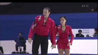 "[HD]  Abitbol &  Bernadis - ""Ninja"" 2000/2001 GPF - Round 1 Short Program"