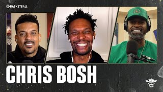 Chris Bosh | Ep 57 | ALL THE SMOKE Full Episode | SHOWTIME Basketball