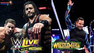ROMAN REIGNS defeated JOHN CENA again!!! | JEFF HARDY Return Date Revealed!!! |
