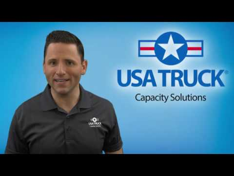 USA Truck Independent Contractor Series — Vol. 1
