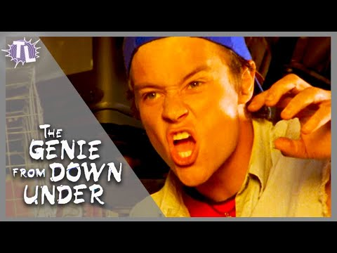 The Cold Shoulder | The Genie From Down Under - Season 2 Episode 3