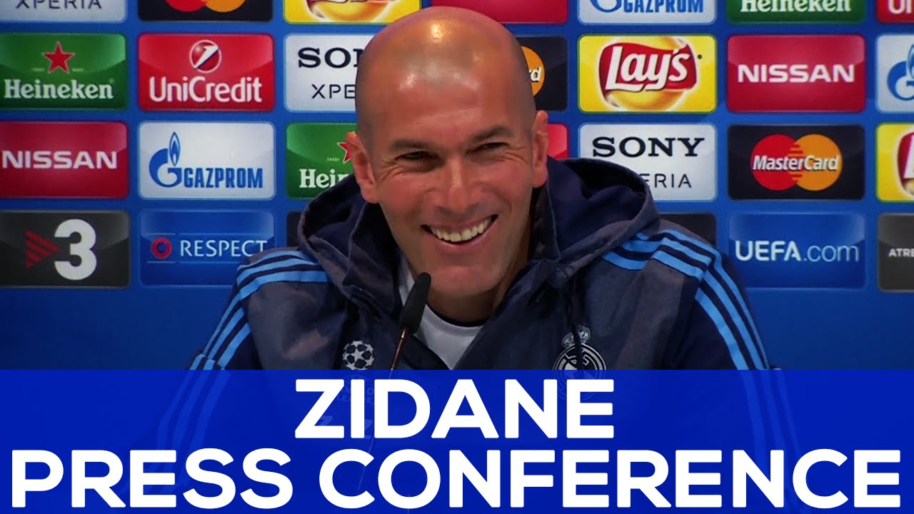 Zinedine Zidane becomes fourth most successful manager in Real Madrid history ...