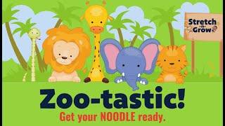 Zoo-tastic Movie by Stretch-n-Grow