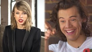 Ed Sheeran Reveals Harry Styles Has A Big Penis - Taylor Swift
