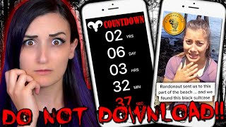 DO NOT DOWNLOAD THESE APPS... They're Haunted #3