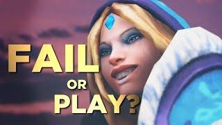 Dota 2 Fail or play?