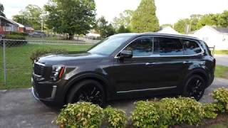 Best Detailed Walkaround 2020 Kia Telluride SX V6 AWD