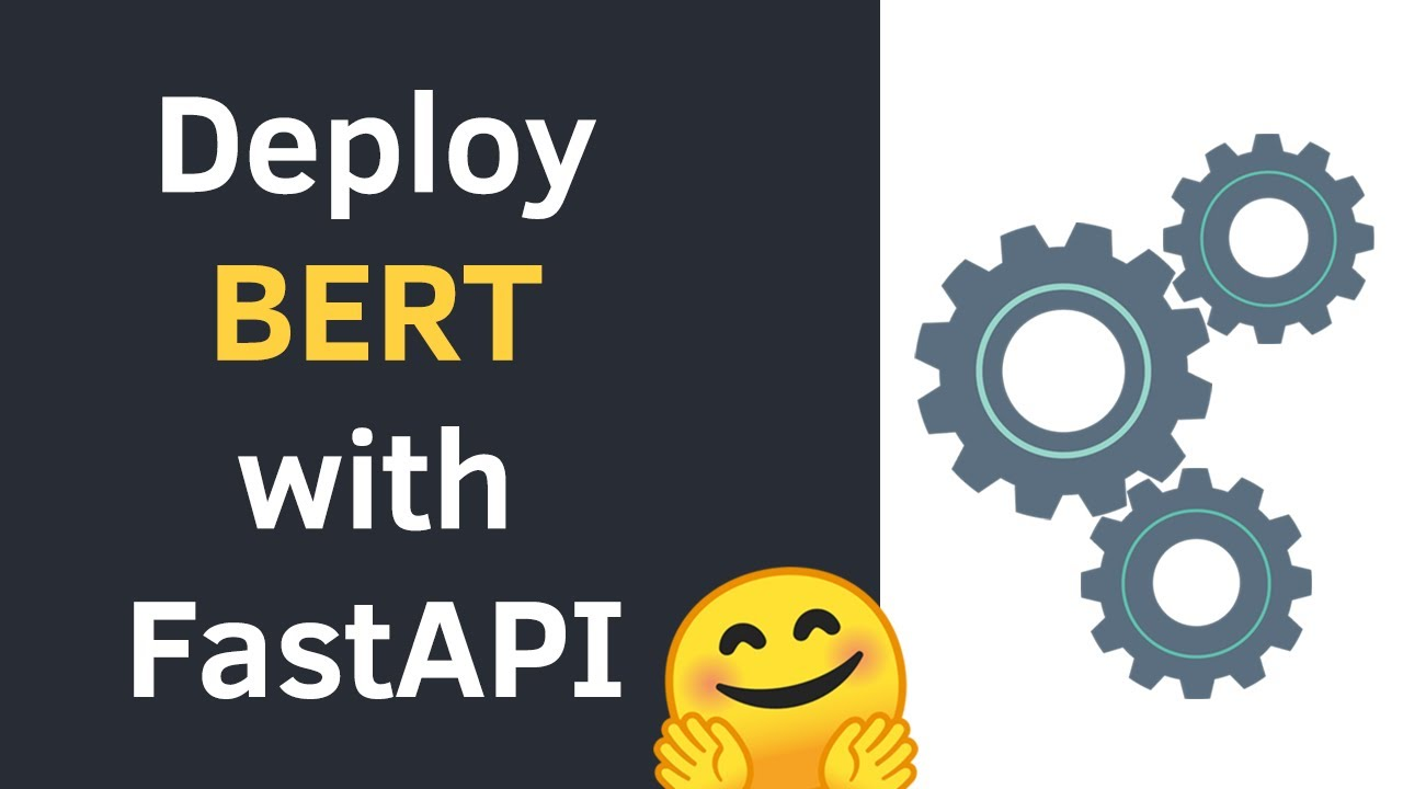 Deploy with FastAPI | | Sentiment Analysis with BERT using huggingface, PyTorch and Python Tutorial