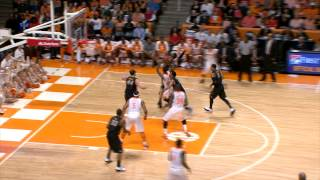 Tennessee Basketball Highlights Vs. Missouri (3/8/14)