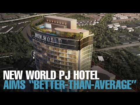 NEWS: New World PJ Hotel aiming for more than 60% occupancy
