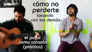 GUITARRA PARA PRINCIPIANTES I CÓMO LLEVAR EL RITMO l EJERCICIO PRÁCTICO INTERACTIVO