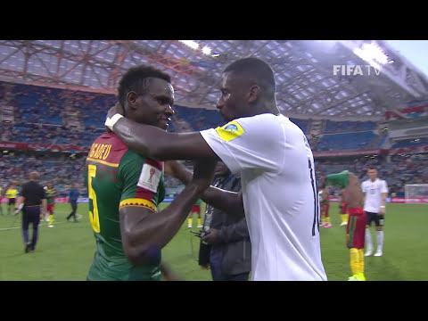 Match 11: Germany v Cameroon - FIFA Confederations Cup 2017