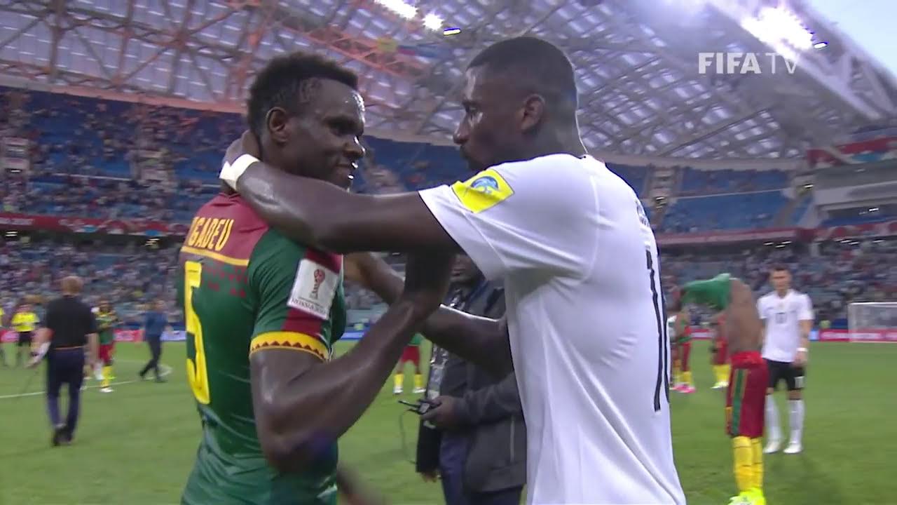 Германия - Камерун 3:1 видео