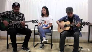 billfold memory of mine acoustic session at provoke magz hq