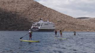 Stand-up Paddleboarding Galápagos