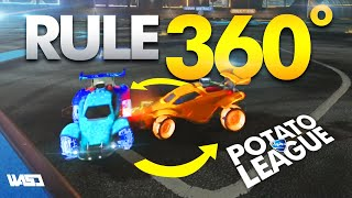 POTATO LEAGUE #53 | TRY NOT TO LAUGH Rocket League Funny Moments