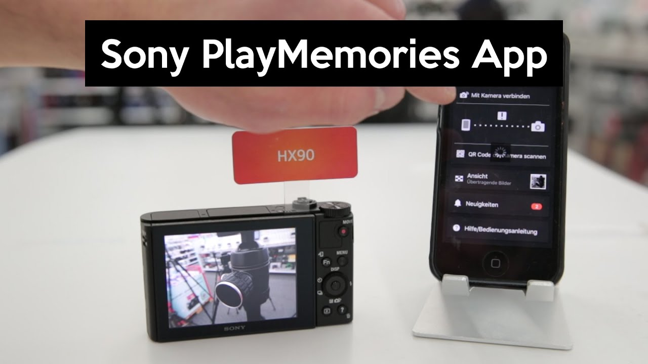Sony Playmemories App