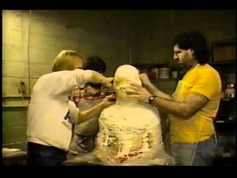 Evil Dead II: Casting Ted Raimi's Head