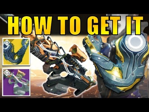 Destiny 2: How to Get AEON SAFE Exotic & FORGE WEAPONS!   Curse of Osiris Guide