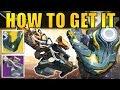 Destiny 2: How to Get AEON SAFE Exotic & FORGE WEAPONS! | Curse of Osiris Guide