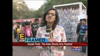 Sneak Peak: Kalaghoda Art Festival!