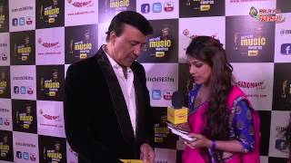 Anu Malik sings Tum Jo Maine Dekha at the #MMAWARDS RED CARPET