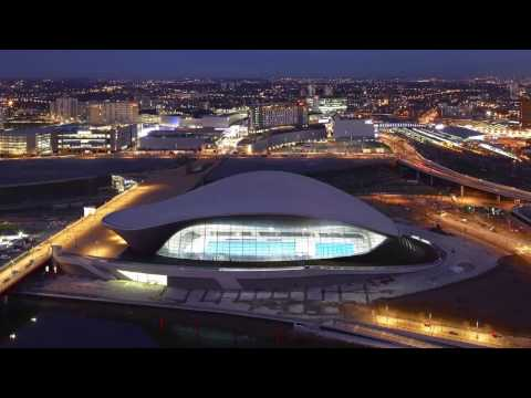 Zaha Hadid Architects: RIBA Stirling Prize shortlist Aquatic Centre