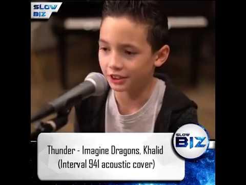 Thunder -Imagine Dragons, Khalid ( Interval 941 acoustic cover )