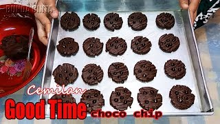 Video Cara Membuat Kue Good Time Choco Chip download MP3, 3GP, MP4, WEBM, AVI, FLV Juni 2018