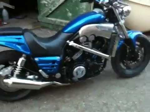 Yamaha VMax Custom Full Power