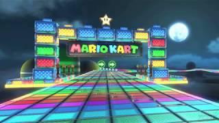 MARIO IN ROBLOX!? RAINBOW ROAD IN ROBLOX!!